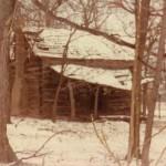 Starbuck's Log Cabin, circa 1805