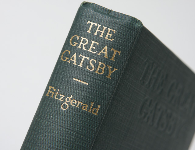 the great gatsby book chapters
