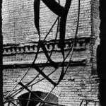 Asch Bldg. Fire Escape Ladder