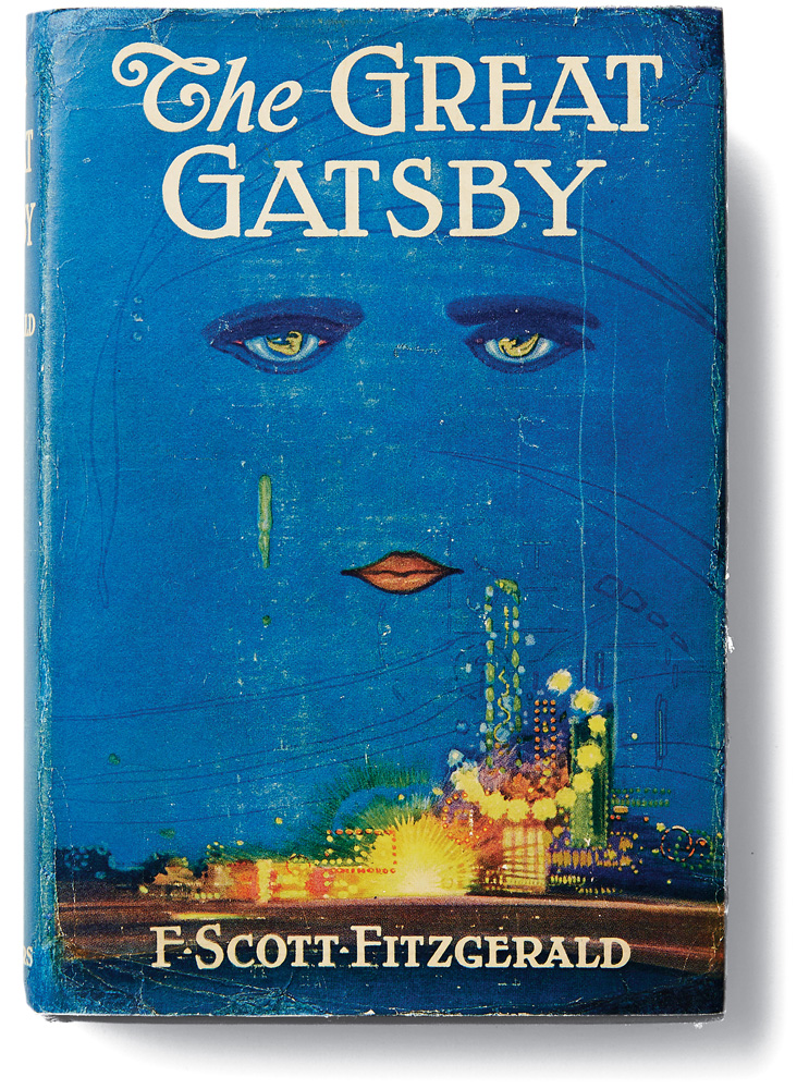 Great Gatsby Book Cover Art : The great gatsby stories part history as prologue