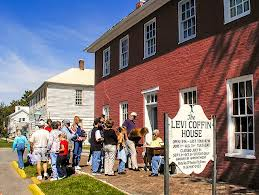 Since the establishment of the Levi Coffin House as a state historic site more than forty years ago, visitors from every U.S. state and ever continent but one have learned about a dark and harrowing chapter of our nation's history.