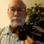 Author and his new camera