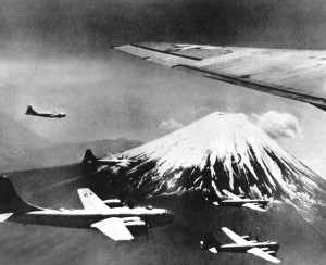 Following the capture of Saipan, Tinian and Guam in the Marianas, B-29s bombed Japan at will.